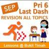 P6 Face2Face@Bt Timah, Last Dash,🗓️6-8 Sep,🕞1.30pm - 4.00pm, 👫🏻12 Students Max | Tr Mei Ling,Elaine