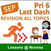 P6 Face2Face@Novena, Last Dash,🗓️7-9 Sep,🕞1.30pm - 4.00pm, 👫🏻23 Students Max | Tr Ann,James,Victor